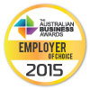 Employer of Choice The Australian Business Awards 2015