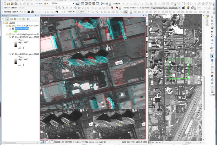 Demo: Use Stereo Analyst for ArcGIS to Extract Feature Data